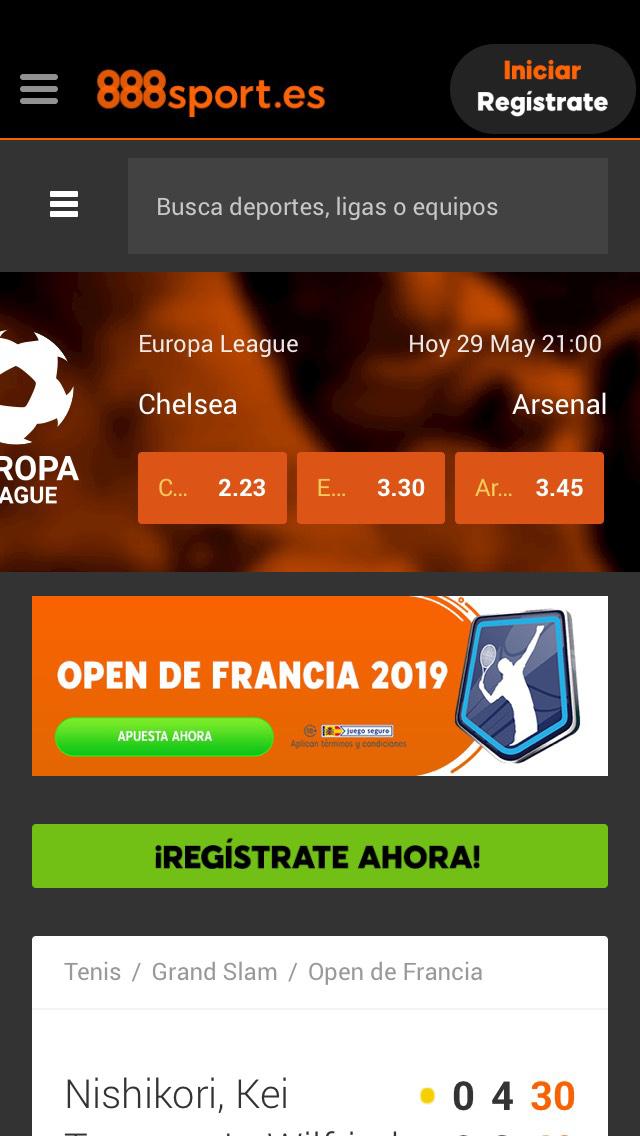888sport app Smartphone