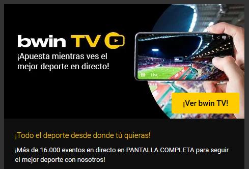 Bwin TV