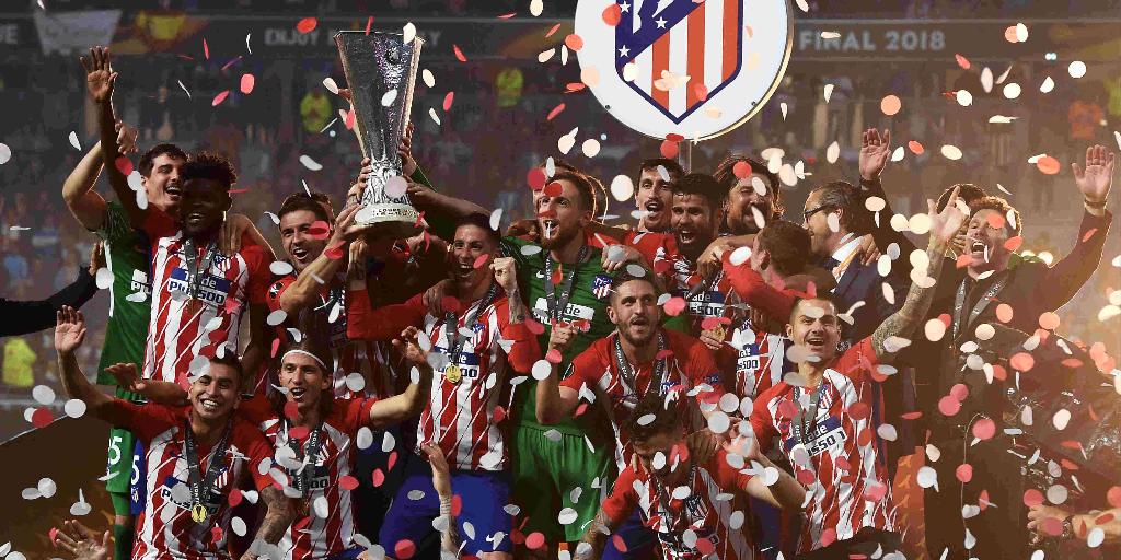 Atlético Madrid Europa LEAGUE 2018