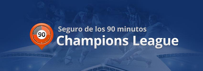 luckia champions seguro