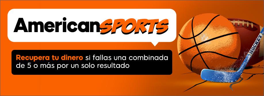 seguro deportes americanos