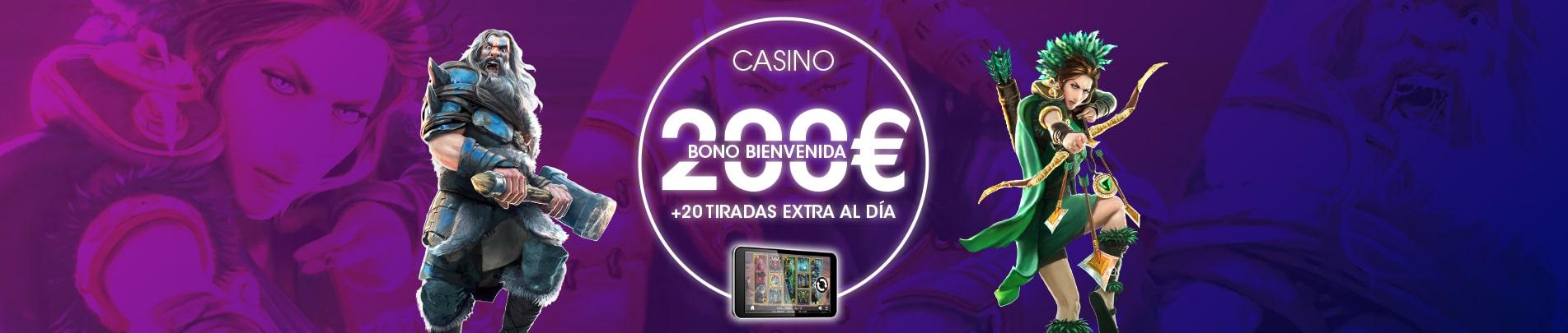 Bono Bienvenida casino Barcelona online