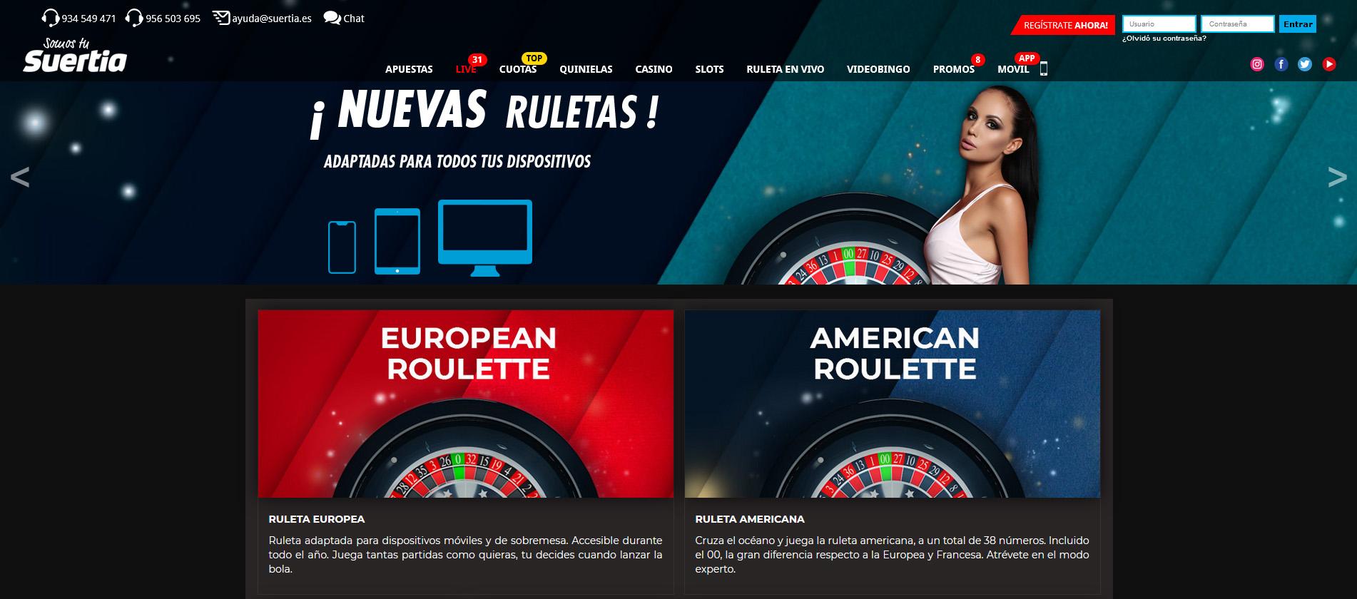 Casino Suertia