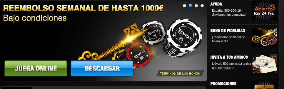 Titanbet Casino 2