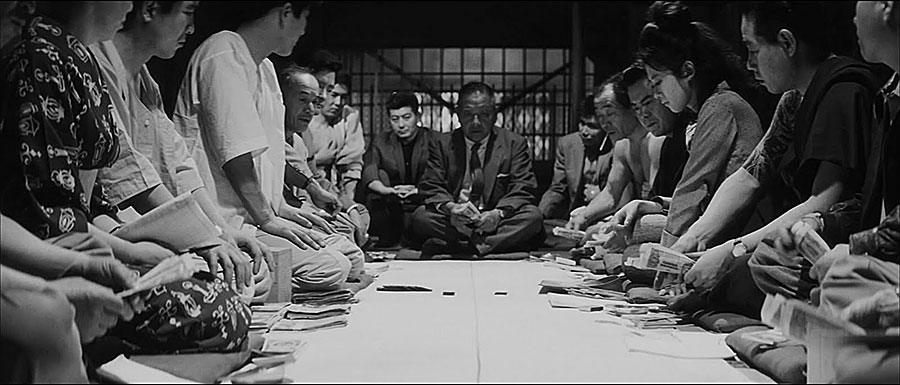Gambling yakuza