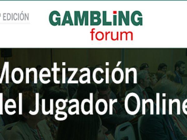 Llega a Madrid el II Gambling Fórum sobre la monetización del Juego Online
