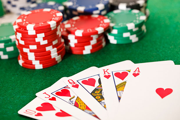Mejores poker online en España