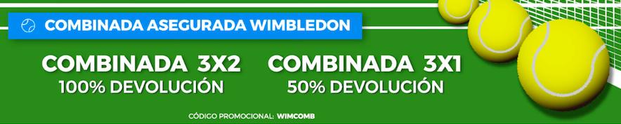 Combinada Wimbledon