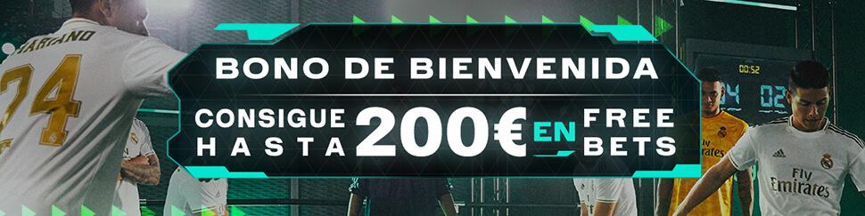 Bono Bienvenida CODERE