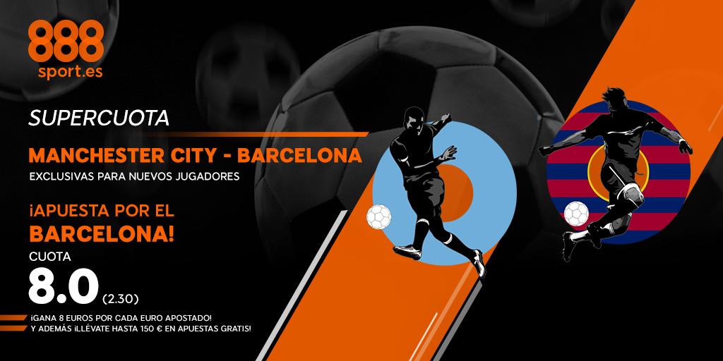 barcelona gana manchester city