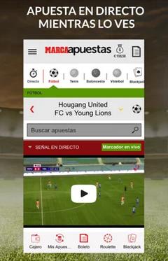 Marcaapuestas app