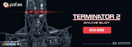Terminator 2 Paf Casino