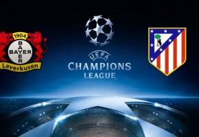Bayer Leverkusen v Atlético de Madrid