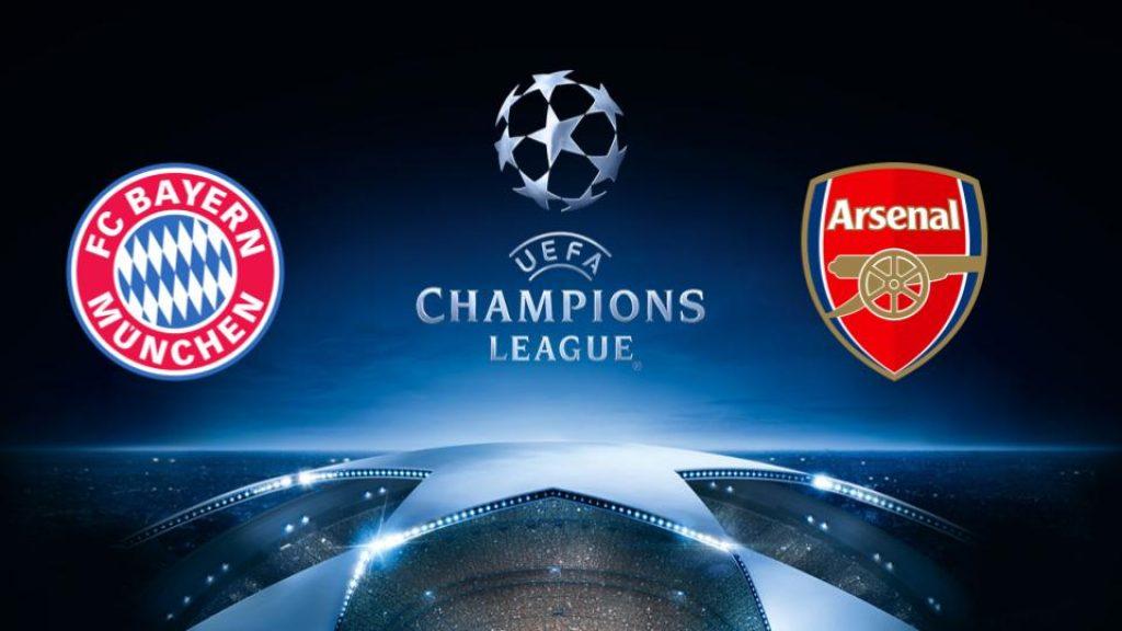 Bayern Munich v Arsenal Previa, Predicciones y Pronóstico