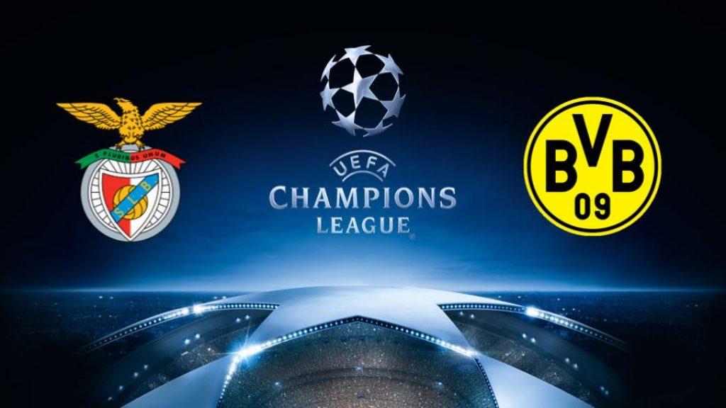 Benfica v Borussia Dortmund Previa, Predicciones y Pronóstico