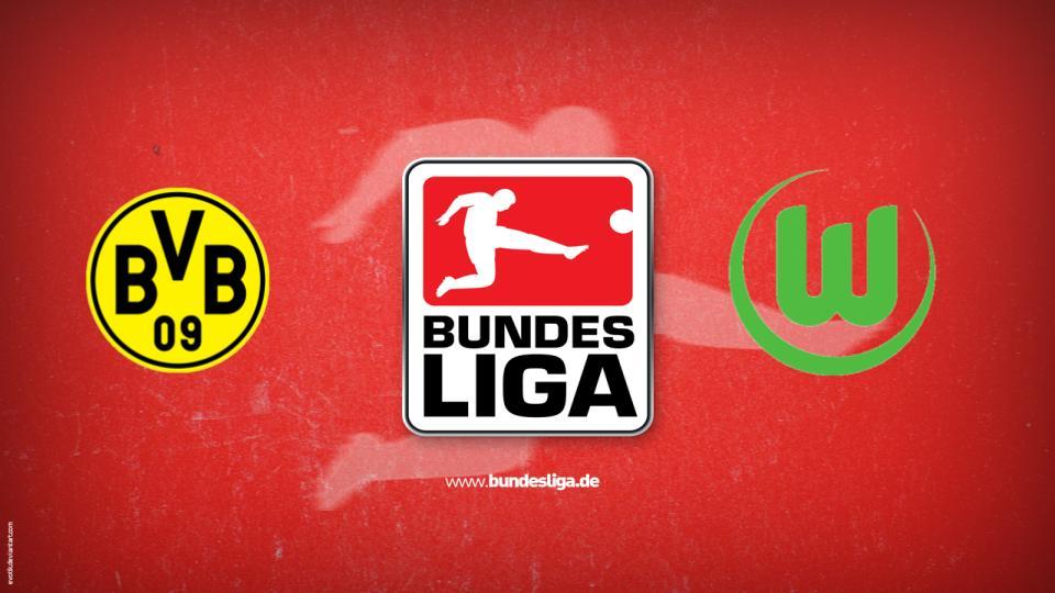 Borussia Dortmund v Wolfsburgo