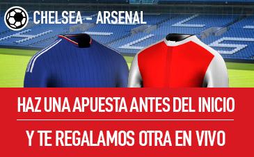 Chelsea-Arsenal Sportium