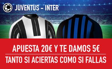 Juventus-Inter Sportium