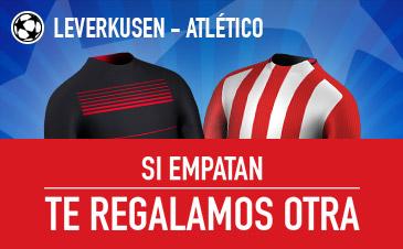 Leverkusen v Atlético Sportium