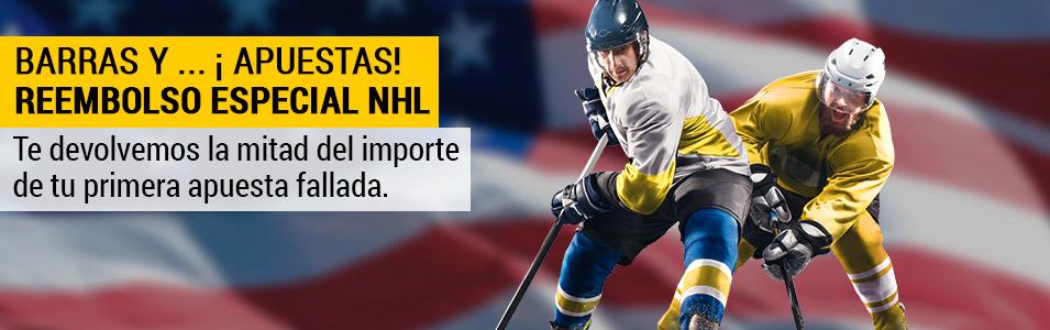 NHL reembolso