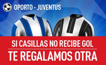 Oporto-Juventus Sportium