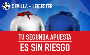 Sevilla-Leicester City Sportium