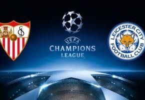 Sevilla v Leicester