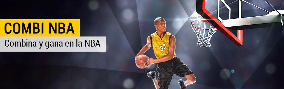 combi NBA Bwin