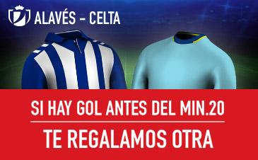 Alavés-Celta Copa del Rey