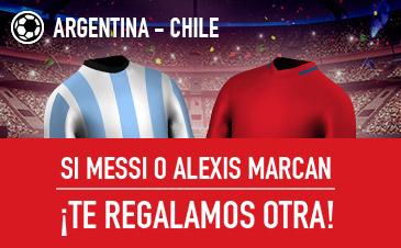 Argentina v Chile Sportium