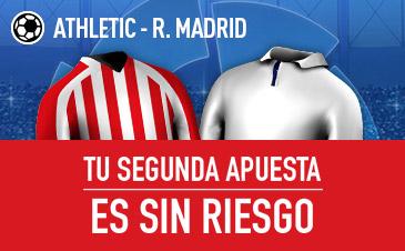 Athletic-Real Madrid Sportium