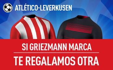 Atlético Madrid-Bayer Leverkusen Sportium