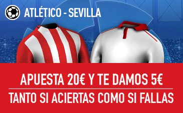 Atlético-Sevilla Sportium