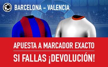 Barcelona-Valencia Sportium