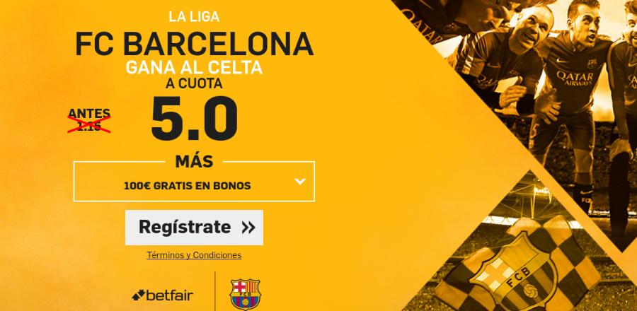 Cuota Barcelona-Celta