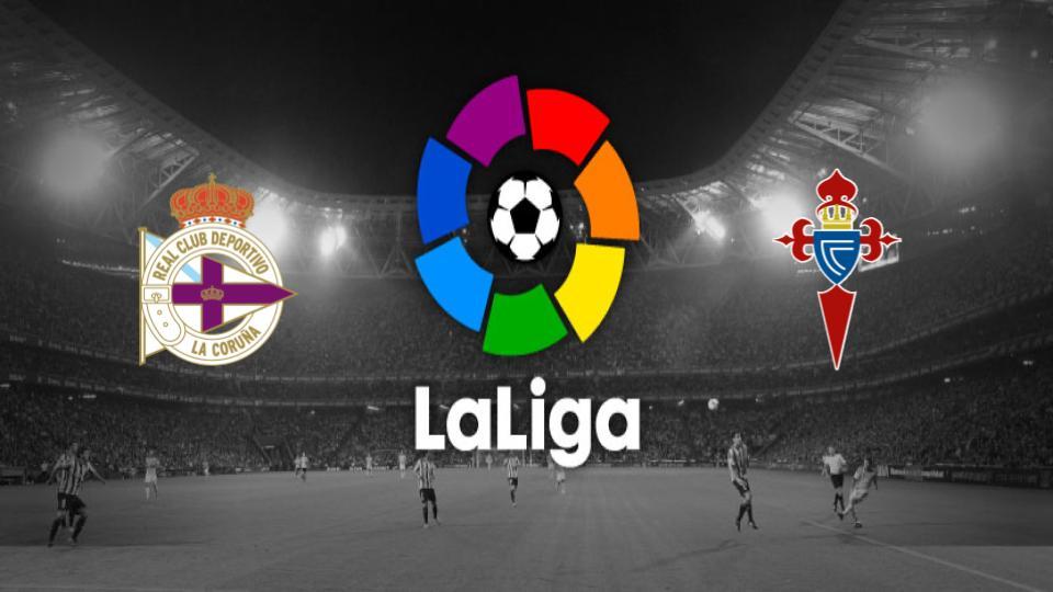 Deportivo de la Coruña v Celta