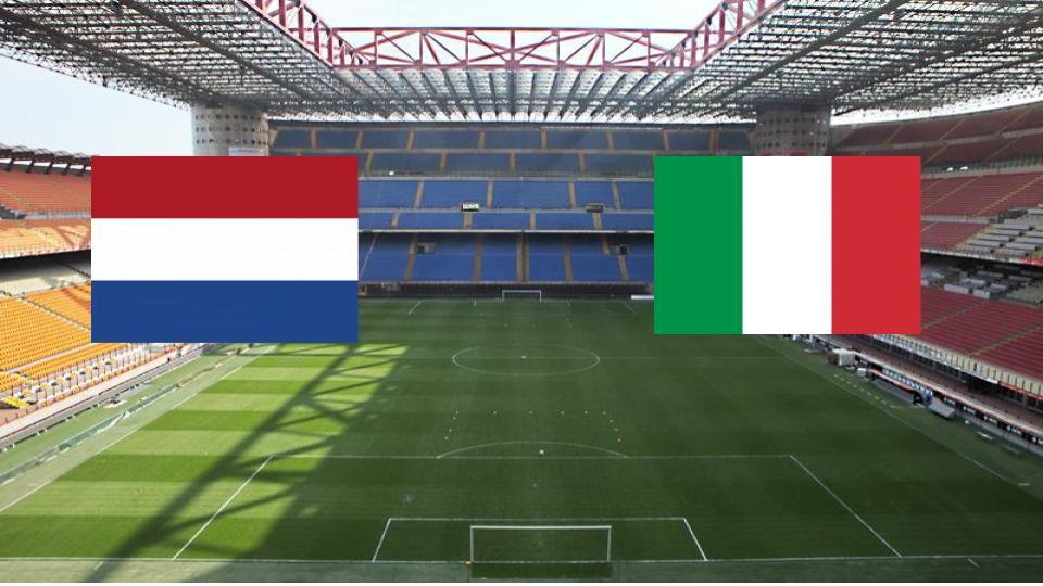 Holanda v Italia
