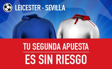 Leicester City-Sevilla Sportium