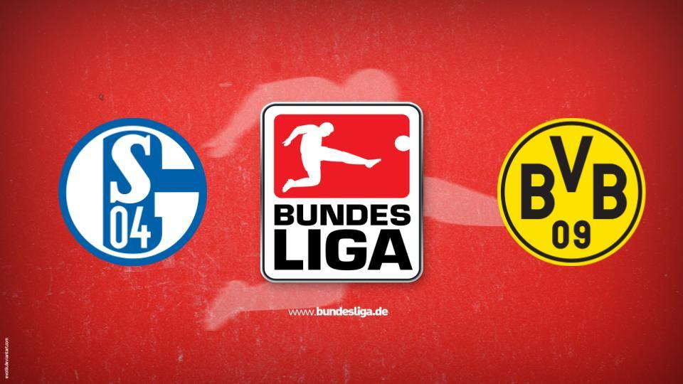 Schalke 04 v Borussia Dortmund