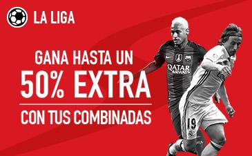 Sportium Extra Combinada Liga