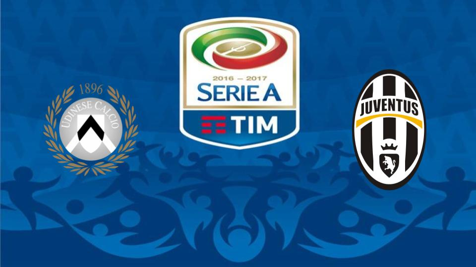 Udinese v Juventus