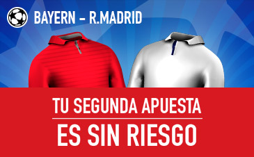 Bayern Munich-Real Madrid sportium