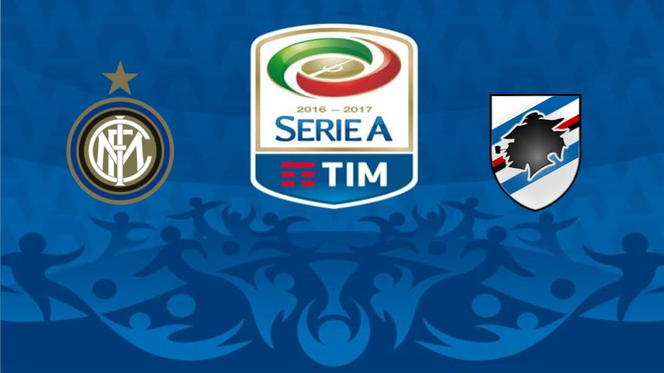 Inter Milán v Sampdoria