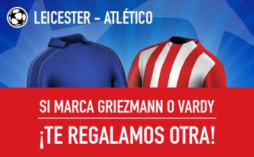 Leicester v Atlético Madrid Sportium