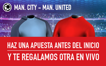 Manchester City v Manchester United Sportium