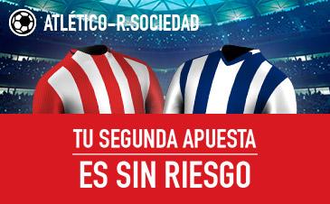 Sportium Atlético Madrid v Real Sociedad