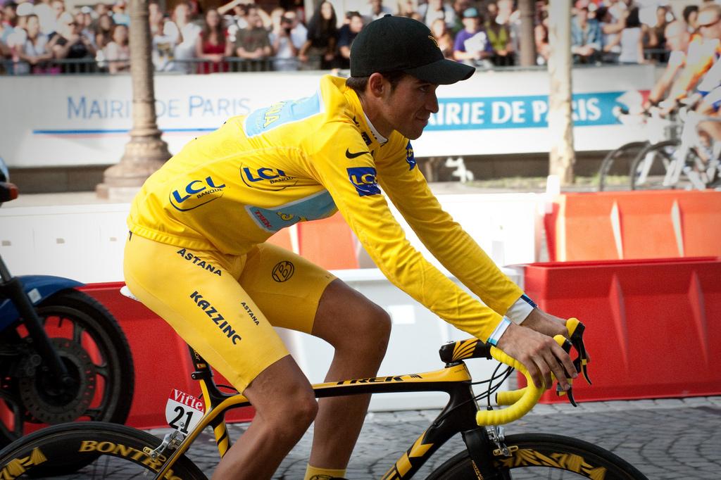 Alberto Contador Apuestas Ciclismo