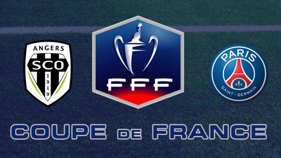 Angers v PSG