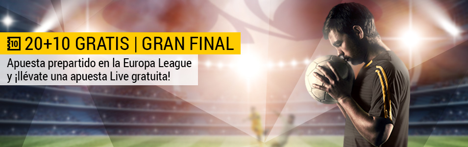 Apuestas Final Europa League Bwin