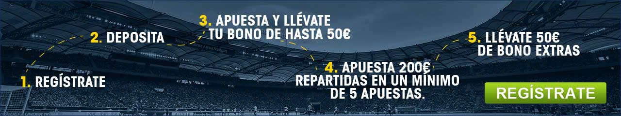 Apuestas Gratis William Hill 1